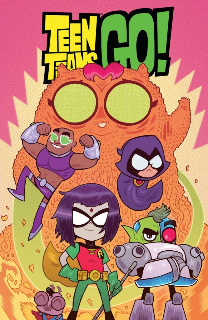 Teen Titans Go #16