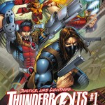 Lightning Strikes Again! First Look at THUNDERBOLTS #1!