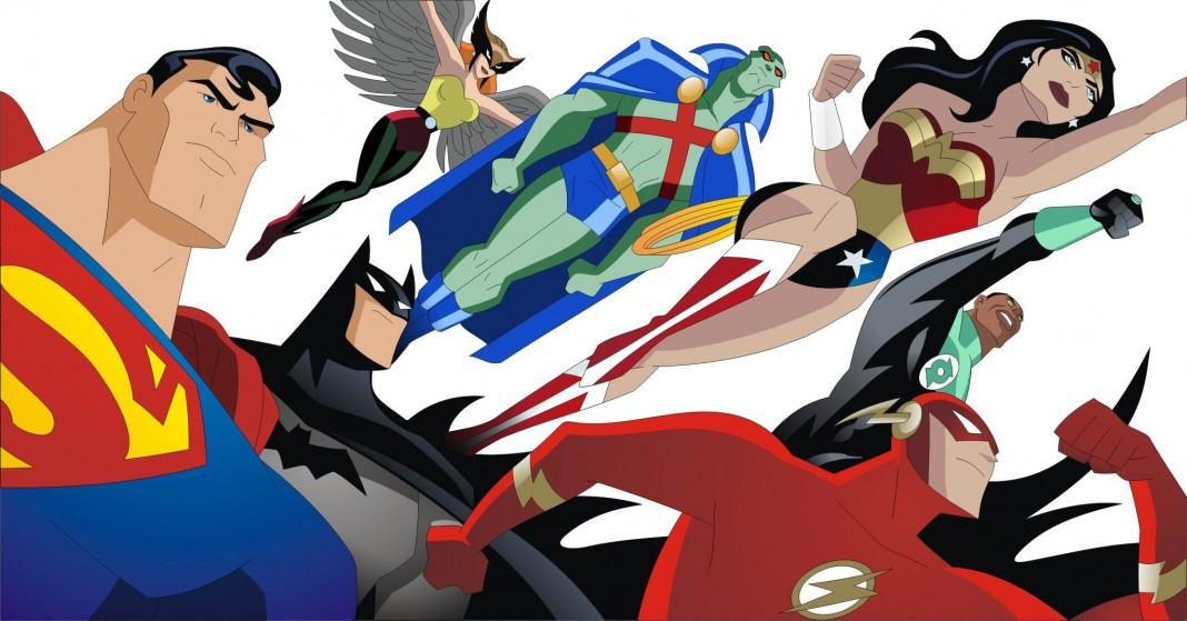 The 10 Greatest Animated Superhero Shows