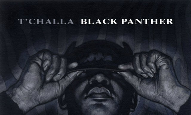 Black Panther # 1 Review