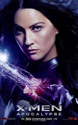 Psylocke Poster