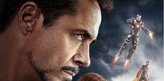 New Team Iron Man and Team Cap Civil War Movie Posters!