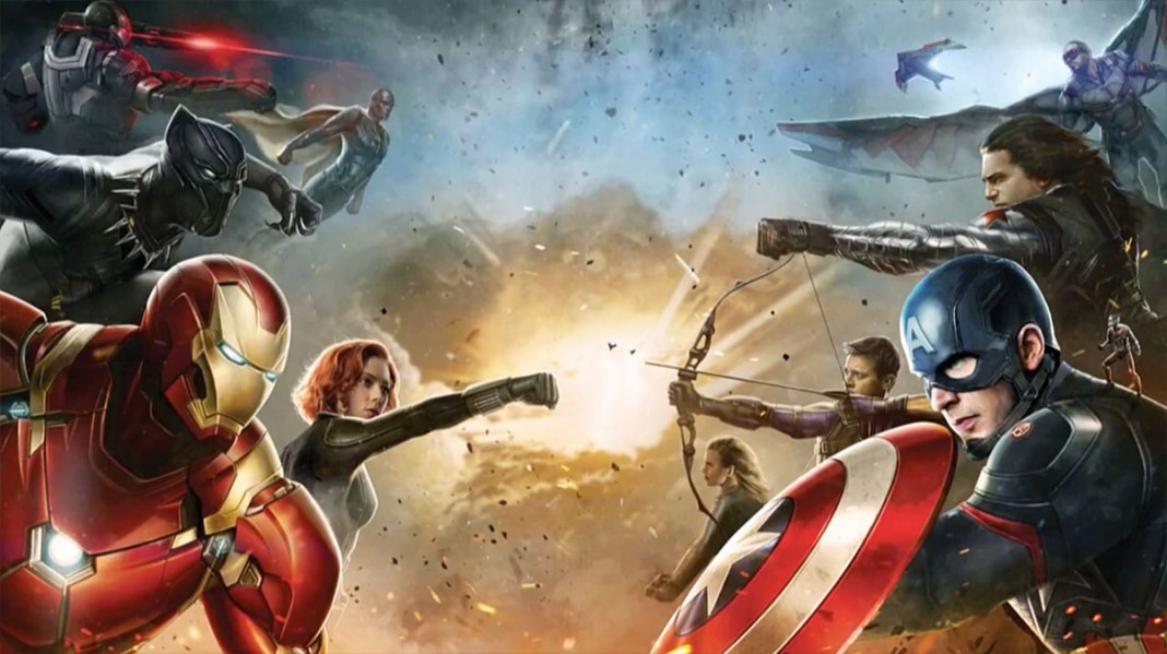Ranking the Avengers In Civil War From 10 to 1!