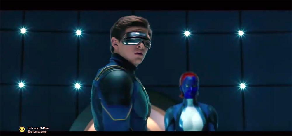 X-Men: Apocalypse TV Spot Shows Cyclops' Full Costume