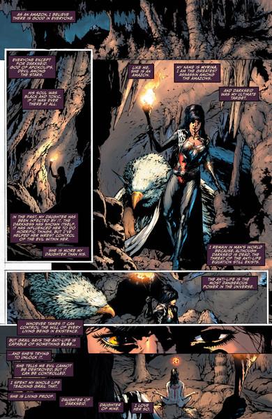 Justice League: Darkseid War Special #1
