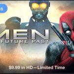 Deadpool Appropriates Itunes!
