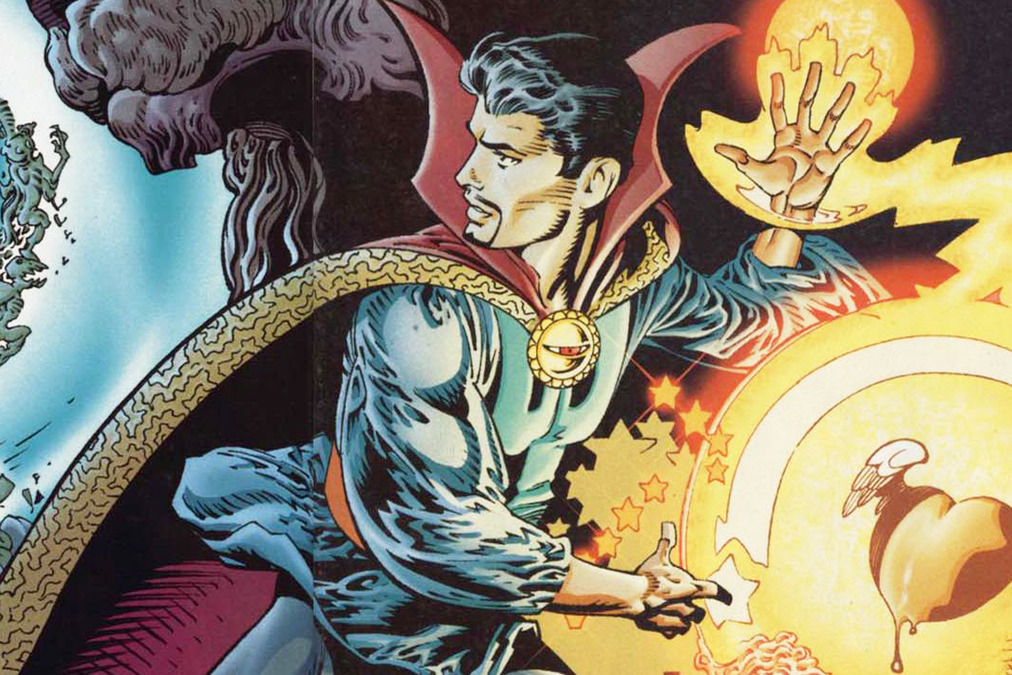 Second New Doctor Strange Movie Poster Released!