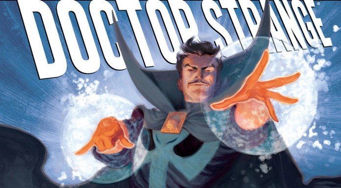 Cumberbatch Displays Magic 'Jazz Hands' in New Doctor Strange Photo!