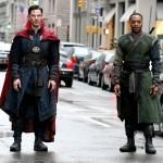 Amazing new images of Cumberbatch as Doctor Strange!