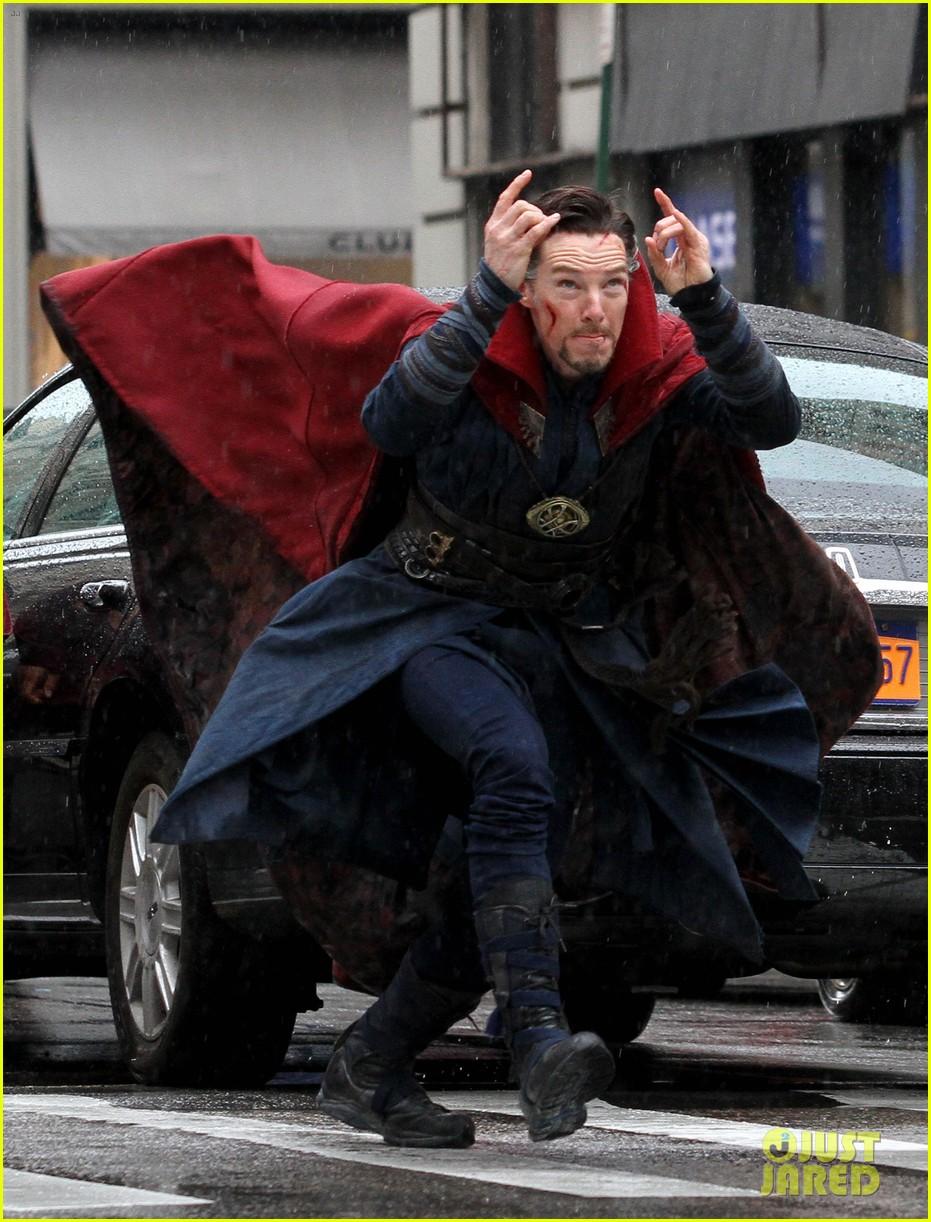 New Amazing Images of Benedict Cumberbatch