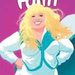 FAITH #1 (ONGOING) – Variant Cover by Kano