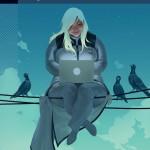 FAITH VOL. 1: HOLLYWOOD & VINE TPB – Cover by Jelena Kevic-Djurdjevic