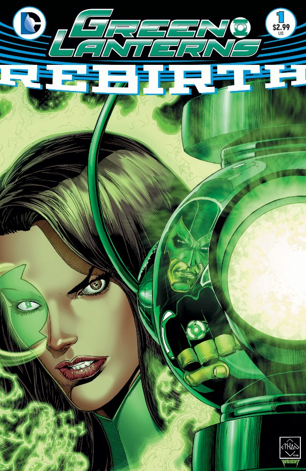 Writer Sam Humphries Talks Green Lanterns and DC REBIRTH