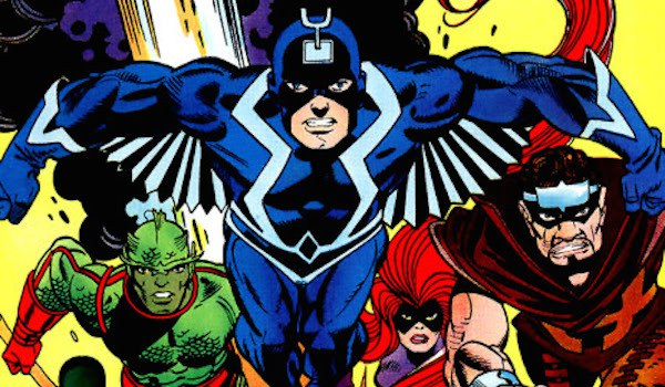 Inhumans Movie Removed From Marvel Movie Slate