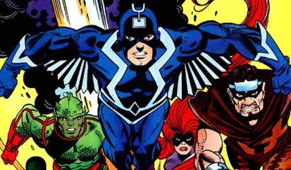 Inhumans Movie Removed From Marvel Movie Slate