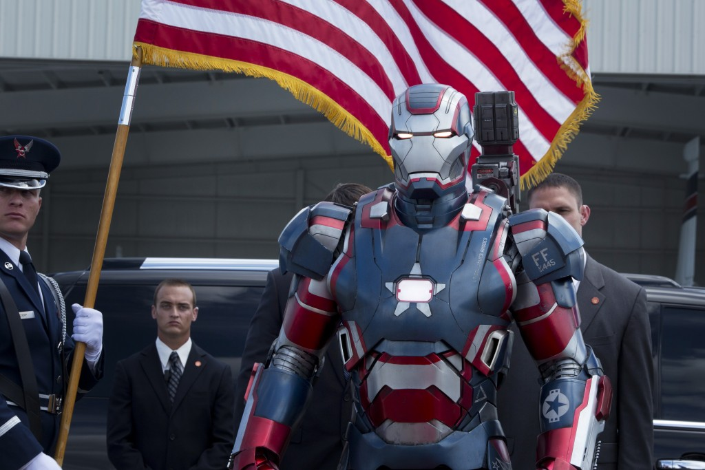 The Iron Man 3 Retro Review: The Road to Civil War Part 1