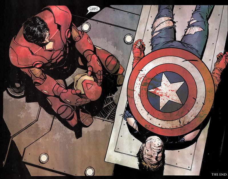 How Many Post-Credits Scenes in Captain America: Civil War??