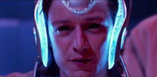 Professor X in X-Men Apocalypse