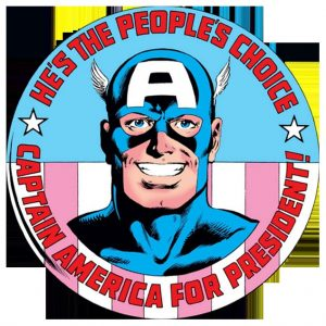 Captain America for President in 2016