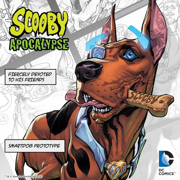 Scooby Apocalypse #1 Review: Ruh-Roh!