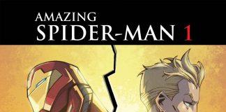 Peter Parker Attacks in CIVIL WAR II: AMAZING SPIDER-MAN #1!