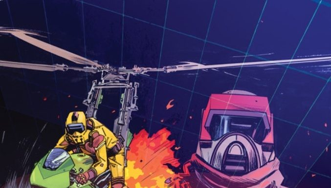IDW Debuts New M.A.S.K. Comic Series!