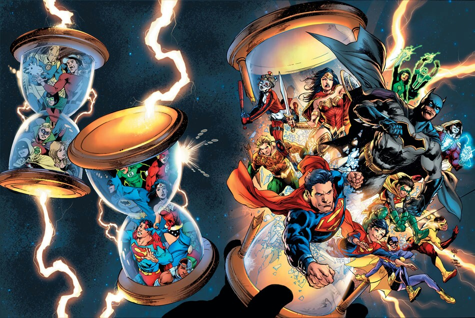 The New DC Entertainment Logo Is Here!