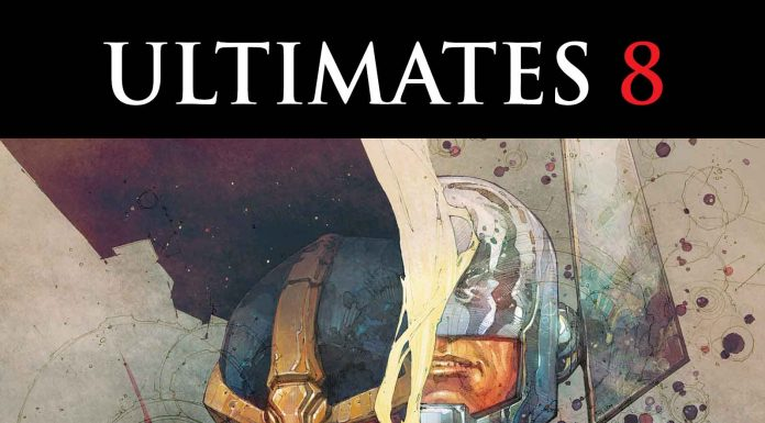 Thanos vs. The Ultimates in Your First Look at ULTIMATES #8!