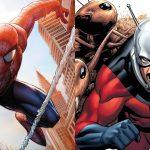 Civil War Tale of the Tape: Ant-Man vs. Spider-Man