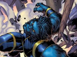 Beast Throws a Fit in New International X-Men Apocalypse Spot