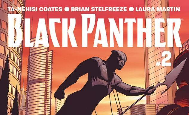 Black Panther #2 Review!