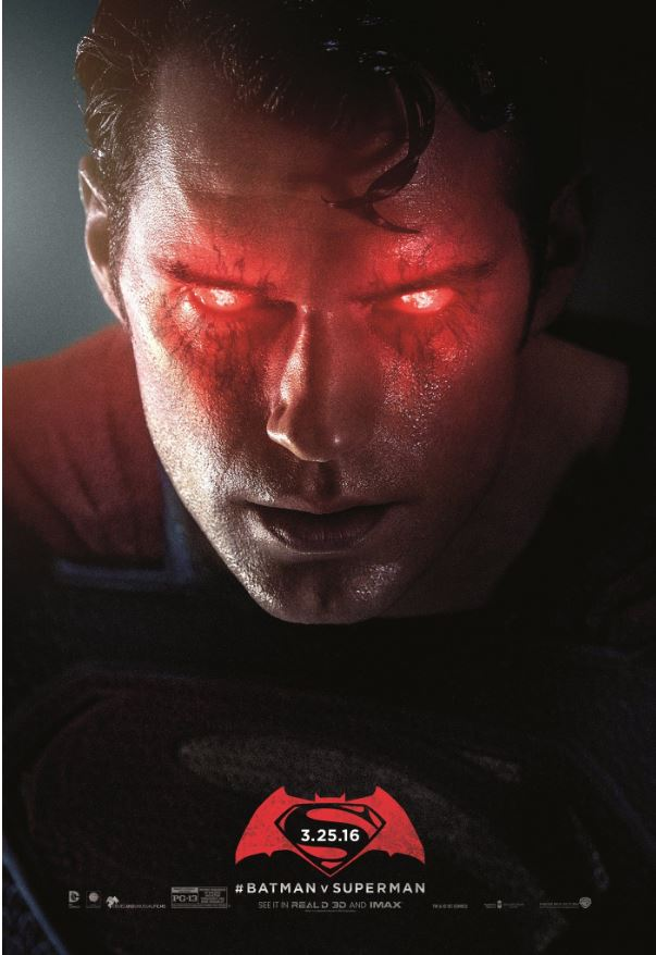 The Batman V Superman: Dawn of Justice Movie Posters That Almost Were.