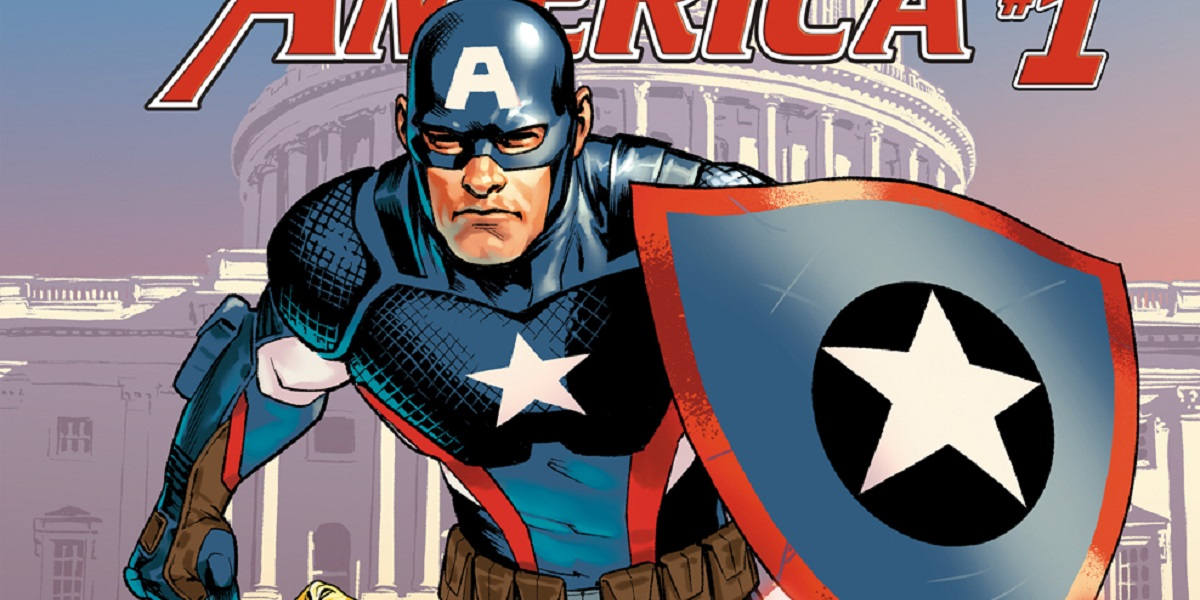 Steve Rogers: Captain America #1 Review: Holy CRAP!