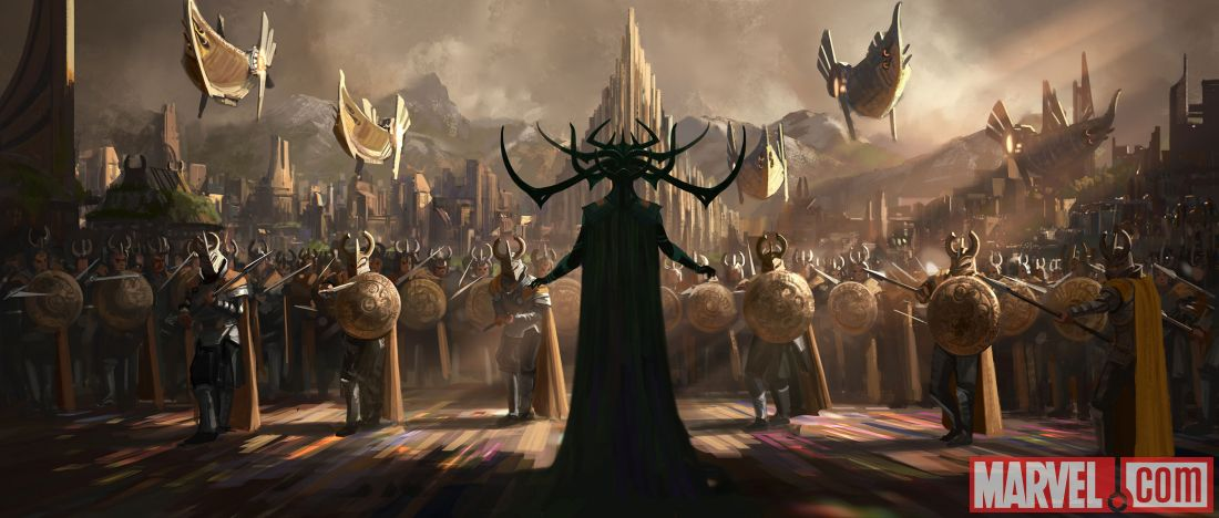 Marvel Unveils Amazing Cast For Thor: Ragnarok