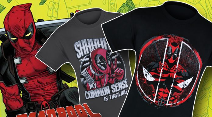 Source Swag Spotlight: 2 New Deadpool T-Shirts!