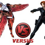 Civil War Tale of the Tape: Black Widow vs. Falcon