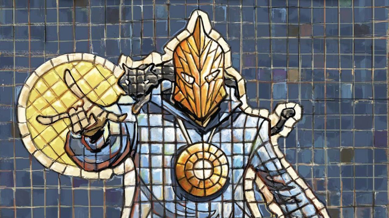 Doctor Fate #11 Review