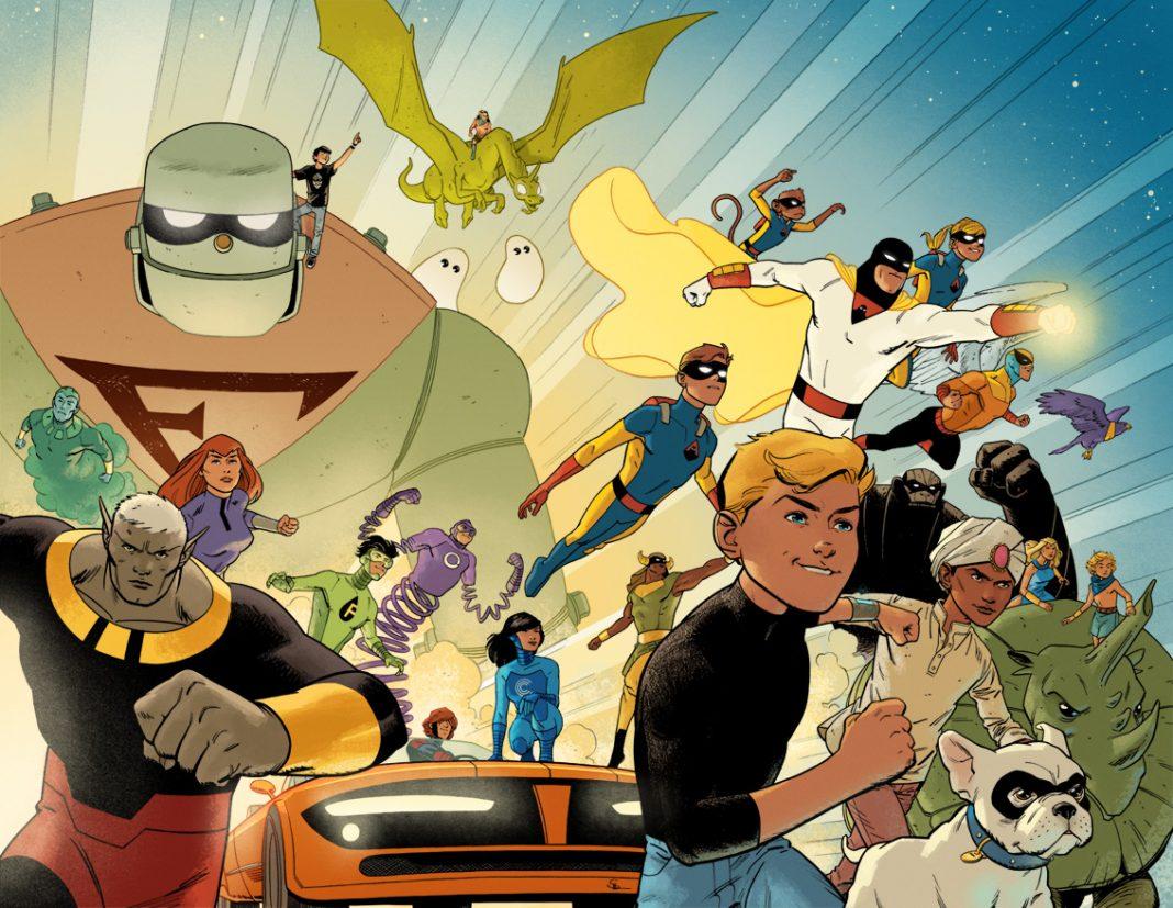 DC's Future Quest #1 Review!