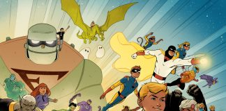 DC's Future Quest #1 Review!