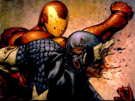 The Iron Man/Captain America Fight in Civil War: WTF???