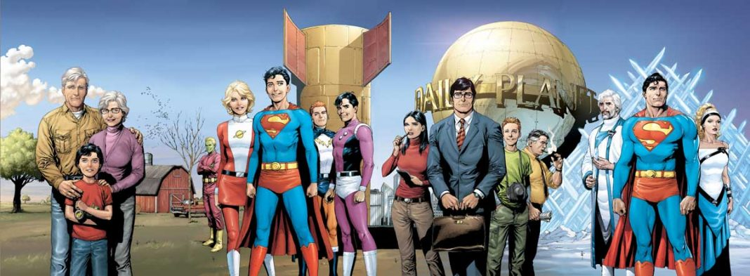 Geoff Johns Brings Hope to the DC Cinematic Universe