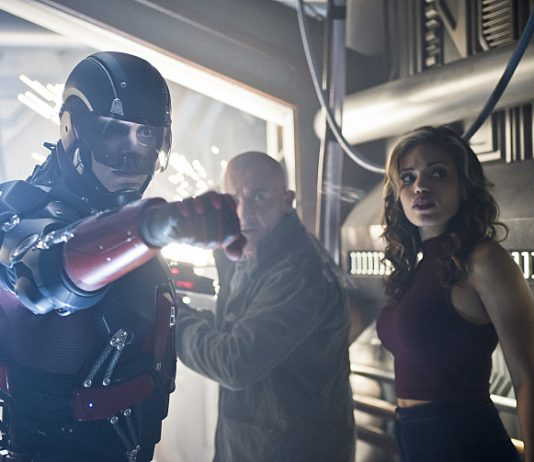 """Legends of Tomorrow Season 1 Episode 14 Review: """"River of Time"""""""