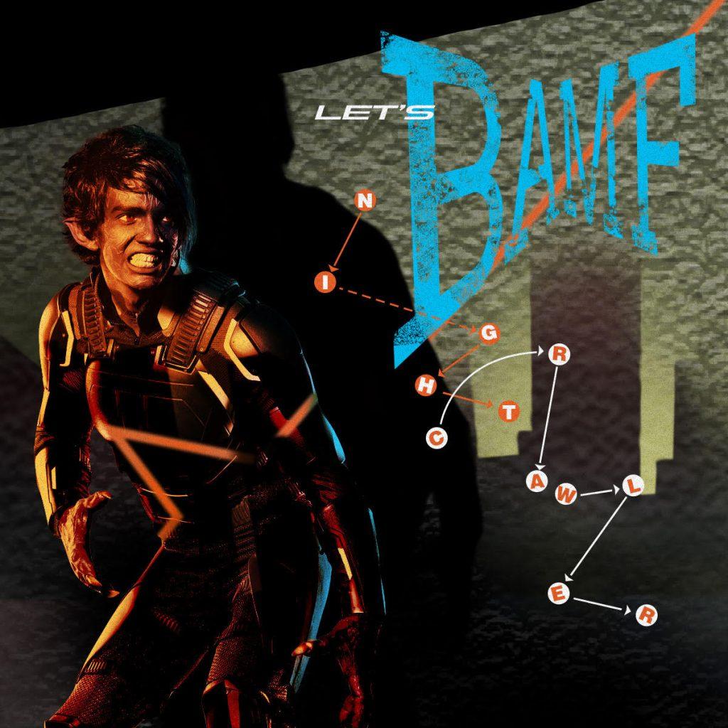 Cast of X-Men: Apocalypse Parodies Classic 80s Album Covers!