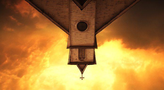 New Preacher Trailer Courtesy of Chris Hardwick!