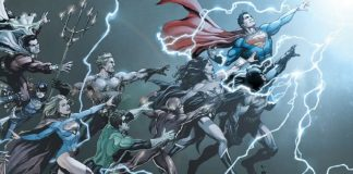 Getting Ready for DC Comics' 'REBIRTH'
