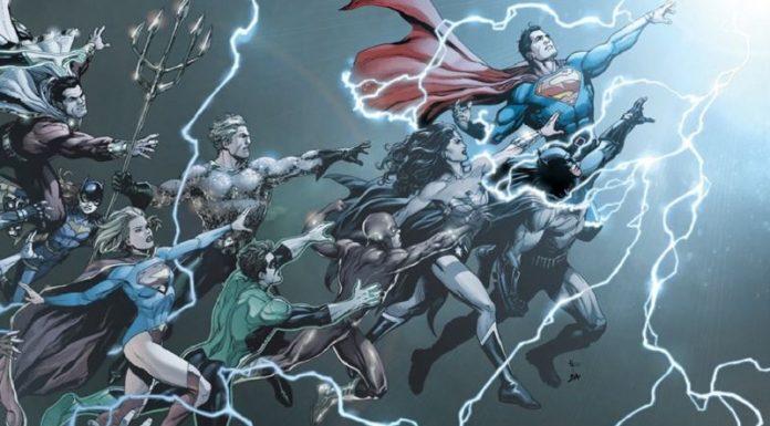 Getting Ready for DC Comics' 'REBIRTH'