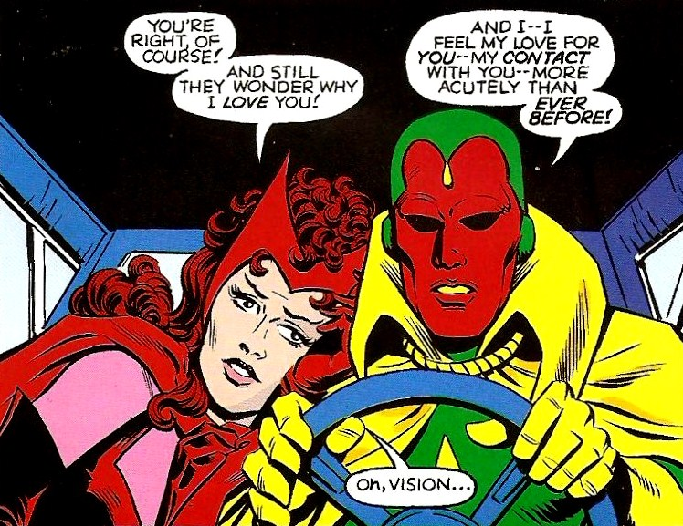 The Vision vs. Love