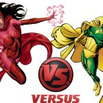 Civil War Tale of the Tape: The Vision vs. Scarlet Witch