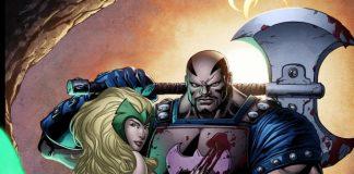 Actor Karl Urban Talks Skurge in Thor: Ragnarok