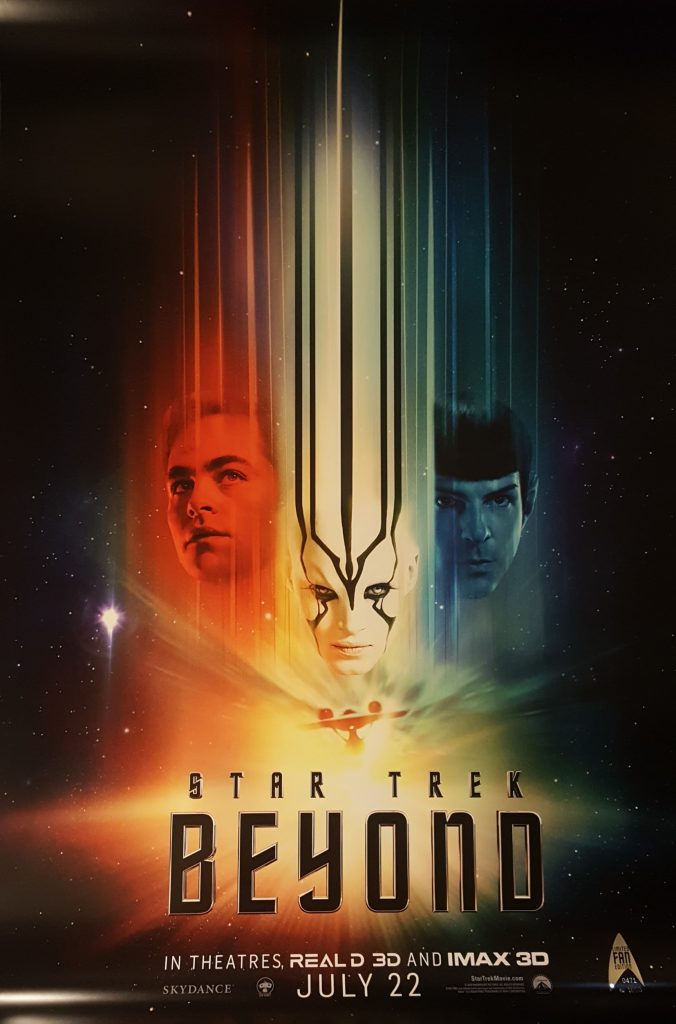 Star Trek Beyond Trailer #2! (And 2 New Posters!)